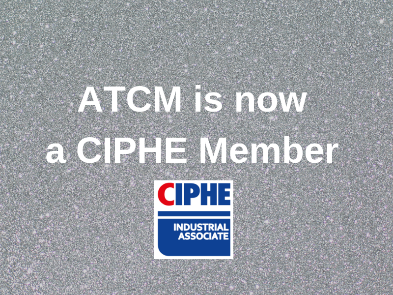 News Image - ATCM now a CIPHE Member
